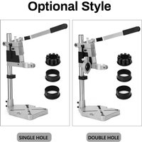 Asupermall - Electric drill stand Multifunctional drill stand Bench drill stand