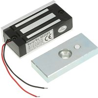 Electric Fail Secure Magnetic Lock For Access Control Entrance Door