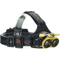 Elfeland Rechargeable Zoomable Torch Headlamp 20000Lm 2X T6 With Usb Cable A Hasaki