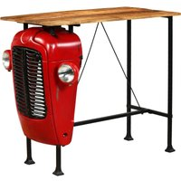 Elsberry Dining Table by Williston Forge - Red