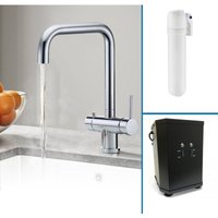 Elson Instant Boiling Water Kitchen Tap (Includes Tap, Boiler + Filter) - NESHOME