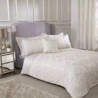 S.green - Emma Barclay Butterfly Meadow Duvet King Bed Cream, 100% Polyester