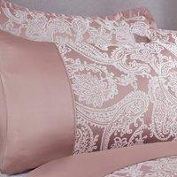 Emma Barclay Duchess Duvet Single Bed Cream, 100% Polyester
