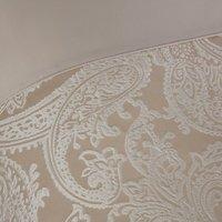 Emma Barclay Duchess Duvet Super King Bed Cream, 100% Polyester