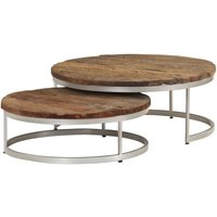 Emmy 2 Piece Coffee Table Set by Brown - Union Rustic
