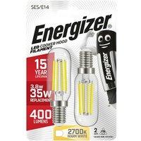 Energizer S13564 LED Cooker Hood Bulb 35W E14 (SES) Warm White Pack of 2
