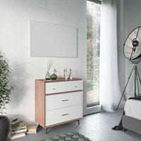 Infrared Standard White Radiator 600mm X 900mm - 600 Watts - Eucotherm