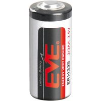 EVE ER14335 2/3 AA Size 1650mAh Lithium Battery Cell 3.6V 232521