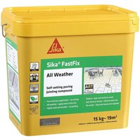 Fastfix Stone 15kg Paving Jointing Compound All Weather - Everbuild