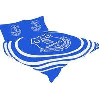 Everton F.C. Double Duvet Set PL (One size) (Blue)