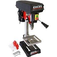 Pillar Drill Bench Press 13mm Chuck 5-Speed 300W/230V - Excel