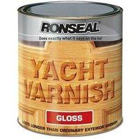7166 Exterior Yacht Varnish Gloss 1 Litre - Ronseal