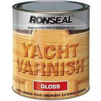 Exterior Yacht Varnish Gloss 1 Litre (RSLYVG1L)