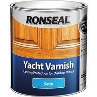 Exterior Yacht Varnish Satin 1 Litre (RSLYVS1L)