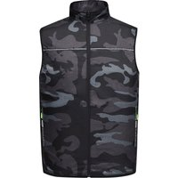 Asupermall - Fan Equipped Clothes UV Resistant Cooling Jacket Summer Air-conditioning Vest with fan Electric Fan Cooling Vest Outdoor Fishing Clothes