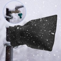 Briday - Faucet Cover Winter Saving Tap Antifreeze Protection CoverFaucet Cover Faucet Free-ze Protection For Faucet Outdoor Faucet Socks