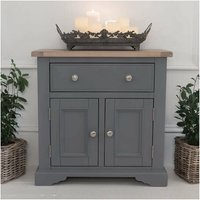 Maine Furniture Co - Faversham Cupboard - Dove Grey
