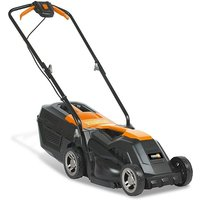 Electric Roller Mower- 1200W / 230V 33cm Push Rotary Rear Roller Lawnmower - New 2020 Model - FTDE1200R - Feider