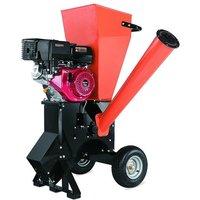 Feider FBT400 Heavy-Duty Petrol Chipper-Shredder