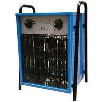 FF12 9KW Mighty Heat Industrial Fan Heater - Broughton