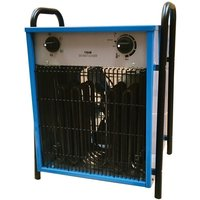FF23 15KW Mighty Heat Industrial Fan Heater - Broughton