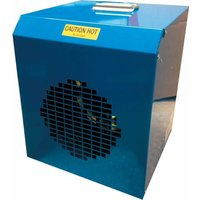 FF3 3KW Electric Fan Heater 110V 32A - Broughton