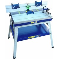 Charnwood - Floorstanding Router Table with Sliding Table