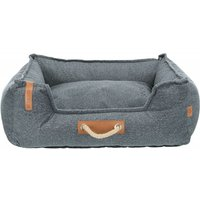 Föhr Soft bed. 60 x 50 cm .BE NORDIC. grey. for dogs . - TRIXIE