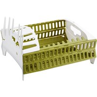 Maerex - Foldable Dish Drainer Storage For Kitchen Drainer Bowl Tableware Plate Creative Cup