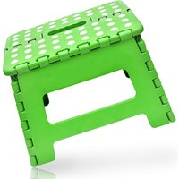 Foldable stool, Help with climb, foot rest, for garden, kitchen, bathroom, 150 kg, foldable, for children and adults