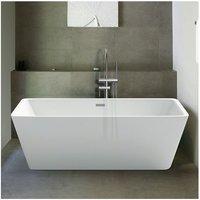 Synergy - Freestanding Modern Double Ended Bath 1700mm - Martha By Voda Design