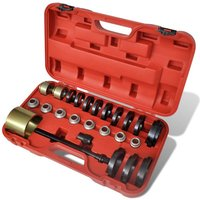 Front Drive Wheel Bearing Removal / Installation Tool Set for VW etc.