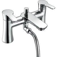 Frontline Bathrooms - Frontline Garda Bath Shower Mixer Tap