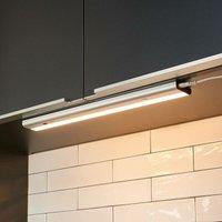 Furniture Light Devin (modern) in Silver for e.g. Kitchen