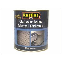 Galvanized Metal Primer 500ml (RUSGP500) - RUSTINS