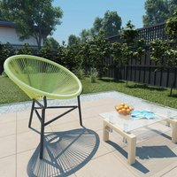 Betterlifegb - Garden Acapulco Chair Poly Rattan Green24510-Serial number
