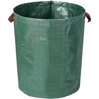 Garden Bag Garden Plants Leaf Collection Storage Garbage Bag Garden Leaf Waste Bag Reuseable Heavy Duty Gardening Bag 400L 106 Gallons,model:Dark