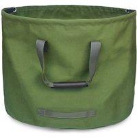 Garden leaf garbage storage bag, lawn management bag, canvas leaf bag 18*22