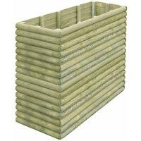 Garden Planter 150x56x96 cm Impregnated Pinewood 19 mm