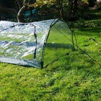 Pro Gro Poly Tunnel Cloche, Mini Greenhouse and Tomato Cover ? 5m long x 0.75m wide x 0.5m high