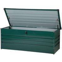Garden Storage Box 165 x 70 cm Green CEBROSA
