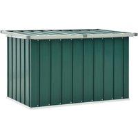 Zqyrlar - Garden Storage Box Green 109x67x65 cm - Green