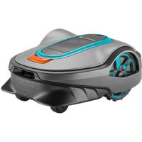 GARDENA Robotic Lawnmower - SILENO life 1000 - 15102-26