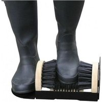 Garden Wellie Muddy Boot Shoes Wellingtons Mud Dirt Wiper Cleaning Brush