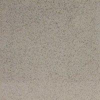 Netfurniture - Gesdy Round kitchen dining table Granite, Terrazzo, Marble or Quartz tops - cast iron base Mid Grey - Manufactured Quartz 90cm