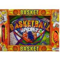 Gioco Basket Con Palla + Pompa - BIGHOUSE IT