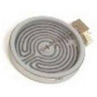 Reporshop - Glass Ceramic Hob Resistance Circuit 3 210Mm 2100W 230V Interior