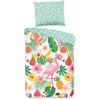 Good Morning Kids Duvet Cover SUMMER 120x150 cm Multicolour - Multicolour