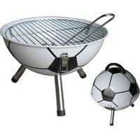 Football Charcoal Barbecue - Goodesmith