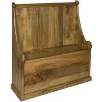 Granary Royale Monk Bench